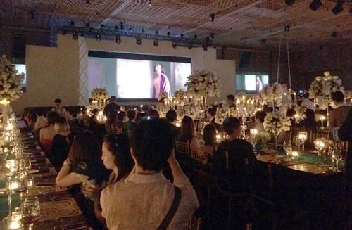 Toàn cảnh 'đám cưới ngàn sao' của Đinh Ngọc Diệp - Victor Vũ - ảnh 7