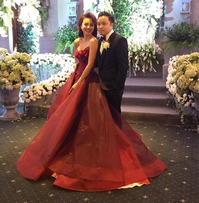 Toàn cảnh 'đám cưới ngàn sao' của Đinh Ngọc Diệp - Victor Vũ - ảnh 8