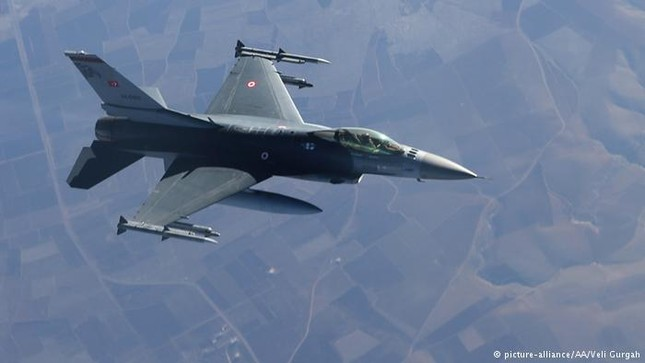 Máy bay Thổ Nhĩ Kỳ không kích Iraq, tiêu diệt 67 tay súng PKK - ảnh 1
