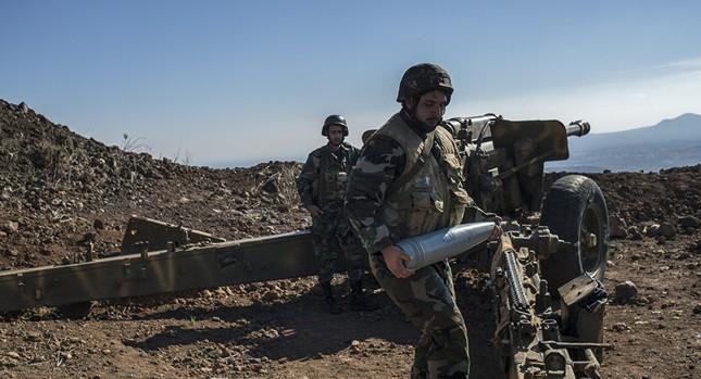 Tình hình Syria: Quân đội chính phủ mở đường tiến công đến Idlib - ảnh 1