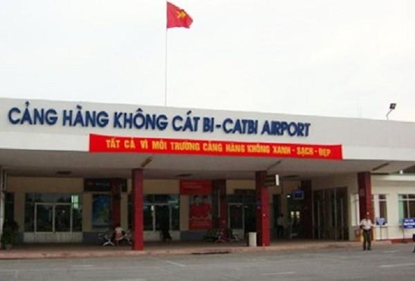 Nhiều chuyến bay bị hủy, chuyển hướng tại sân bay Cát Bi - ảnh 1