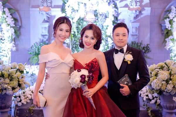 Đám cưới Victor Vũ - Đinh Ngọc Diệp tốn chục tỷ để tạo đẳng cấp? - ảnh 12
