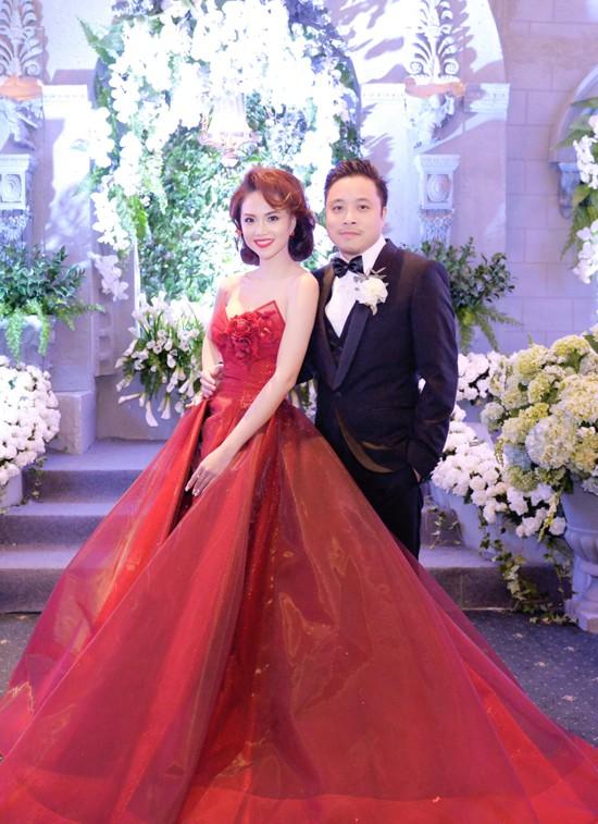 Đám cưới Victor Vũ - Đinh Ngọc Diệp tốn chục tỷ để tạo đẳng cấp? - ảnh 10