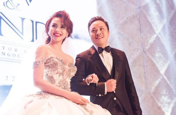 Đám cưới Victor Vũ - Đinh Ngọc Diệp tốn chục tỷ để tạo đẳng cấp? - ảnh 7