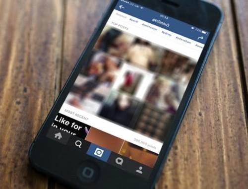 Hàng triệu video khiêu dâm công khai xuất hiện trên Instagram - ảnh 1