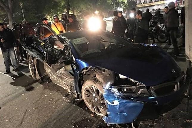 Siêu xe Việt liên tục gặp nạn do đâu? - ảnh 1