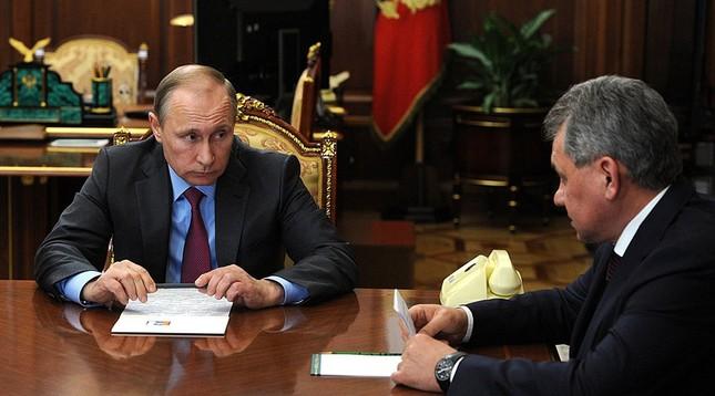 Nóng: Tổng thống Nga Putin ra lệnh rút quân khỏi Syria - ảnh 1