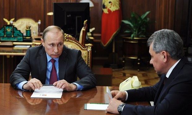 Putin rút quân khỏi Syria: Giờ ai mới là người sa lầy? - ảnh 1