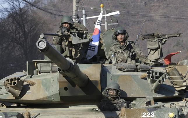 Hình ảnh Mỹ - Hàn tập trận khiến Kim Jong Un 'nóng mắt' - ảnh 3