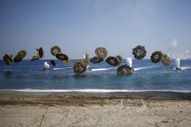 Hình ảnh Mỹ - Hàn tập trận khiến Kim Jong Un 'nóng mắt' - ảnh 12