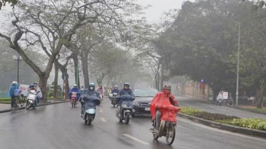 Dự báo thời tiết ngày 16/3: Mưa phùn và sương mù rải rác - ảnh 1