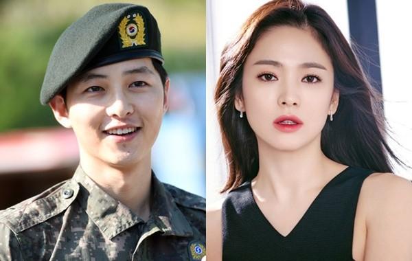 Song Hye Kyo - Song Joong Ki diện vòng đôi, công khai hẹn hò? - ảnh 1