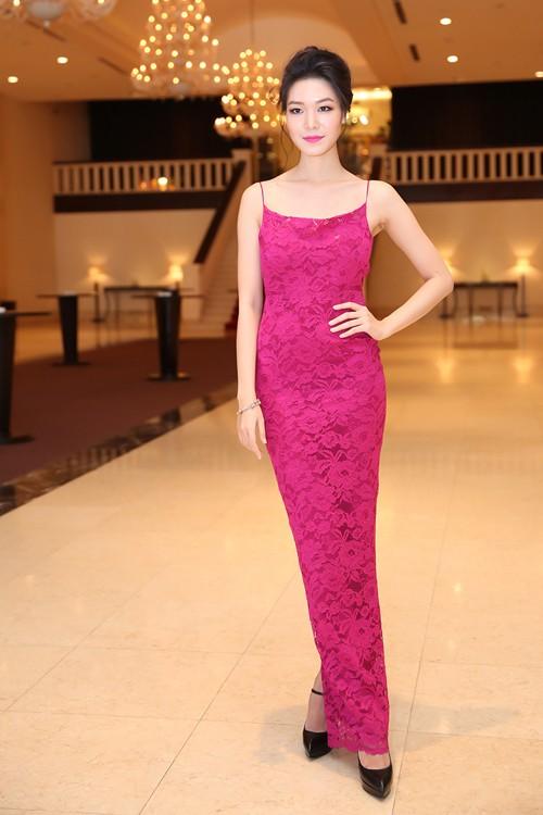 Dàn Hoa hậu đổ bộ trong họp báo tìm người 'thế chân' Kỳ Duyên - ảnh 3