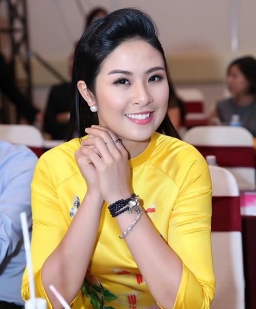 Dàn Hoa hậu đổ bộ trong họp báo tìm người 'thế chân' Kỳ Duyên - ảnh 6