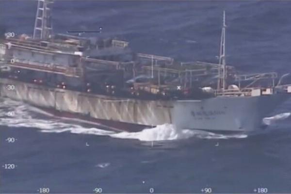 Trung Quốc phản ứng gì khi bị Argentina đánh chìm tàu cá? - ảnh 1