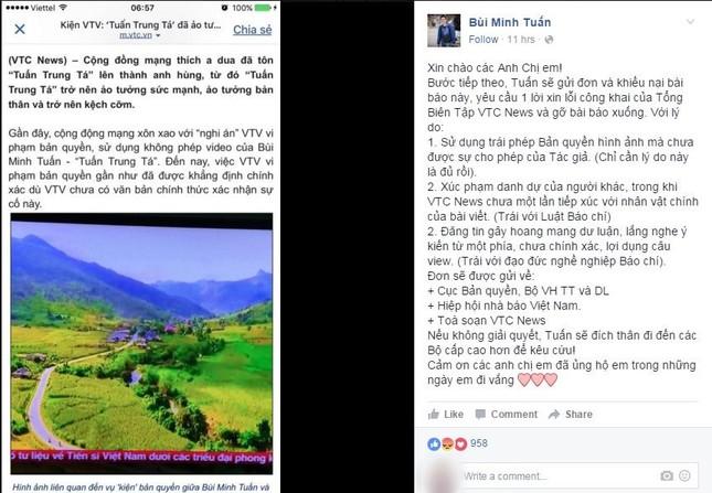 Chưa xong vụ VTV, Bùi Minh Tuấn tiếp tục kiện VTC News - ảnh 1