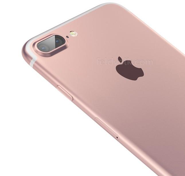 Rò rỉ hình ảnh thật của iPhone 7 Plus với camera kép 'siêu lồi' - ảnh 2