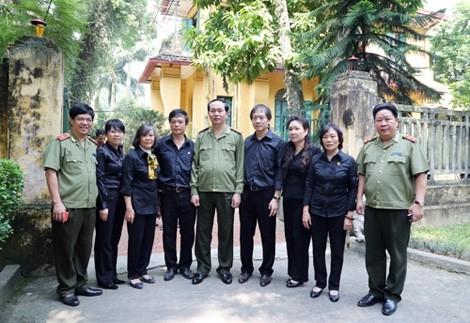 Thiếu tướng Đoàn Duy Khương làm Giám đốc Công an TP Hà Nội - ảnh 1
