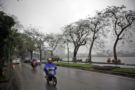 Dự bao thời tiết 17/3: Bắc bộ nhiệt độ tăng, nhiều nơi có mưa nhỏ - ảnh 1
