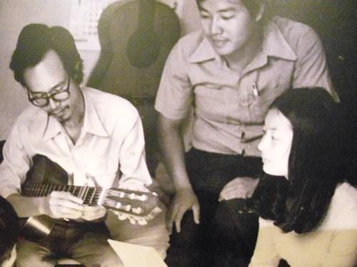 Những 'bóng hồng' đi ngang cuộc đời nhạc sĩ Thanh Tùng - ảnh 4