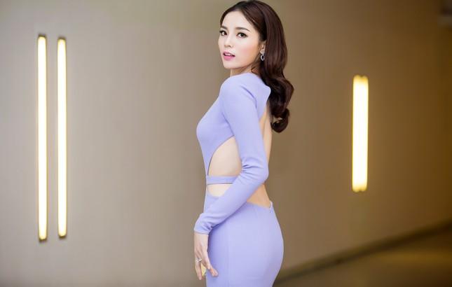 Sợ bão dư luận, Hoa hậu Kỳ Duyên nhanh chóng xóa ảnh lộ hàng giả - ảnh 1