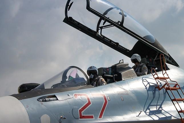 Mỹ: Nga không giảm sức chiến đấu dù rút quân khỏi Syria - ảnh 1