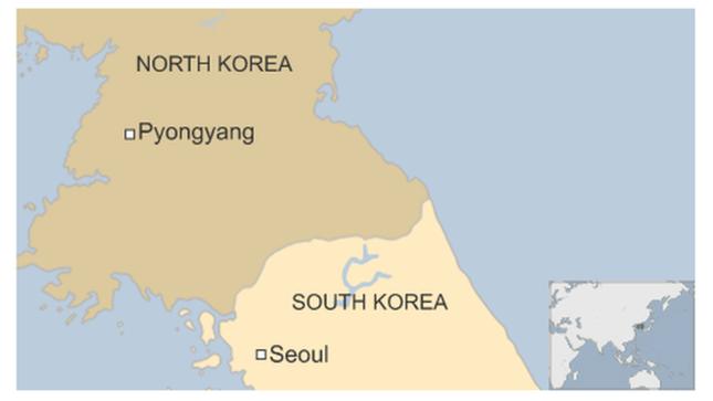 'Động đất nhân tạo' vừa được ghi nhận ở Triều Tiên - ảnh 1