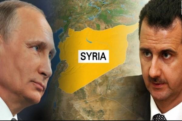 Nga rút quân khỏi Syria: Putin và Assad đều giành chiến thắng? - ảnh 1