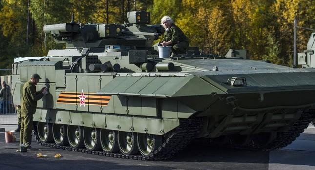 Siêu tăng Armata của Nga có gì khiến phương Tây phải khen ngợi? - ảnh 1