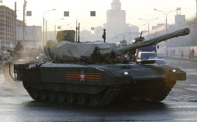 Siêu tăng Armata của Nga có gì khiến phương Tây phải khen ngợi? - ảnh 4