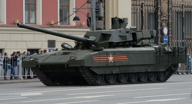 Siêu tăng Armata của Nga có gì khiến phương Tây phải khen ngợi? - ảnh 2