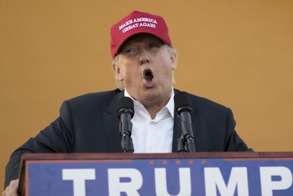 Truyền thông Trung Quốc gọi ông Trump là 'thằng hề to mồm' - ảnh 1