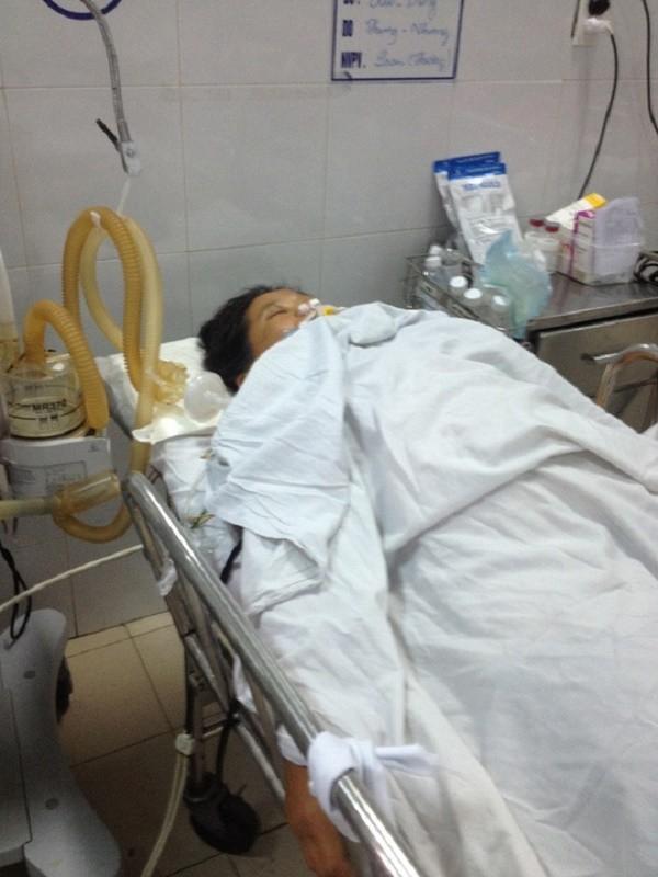 Một phụ nữ bị 'chết lâm sàng' sau khi mổ chân gãy  - ảnh 1