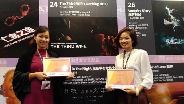 Dự án điện ảnh Việt thắng lớn lại 'đấu trường' quốc tế - ảnh 1