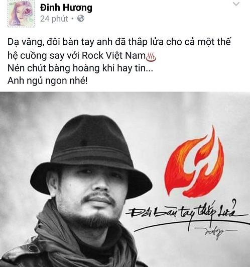 Cả showbiz Việt bàng hoàng, xót xa trước tin tức Trần Lập qua đời - ảnh 1