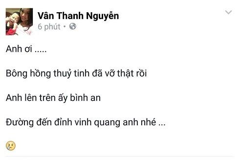 Cả showbiz Việt bàng hoàng, xót xa trước tin tức Trần Lập qua đời - ảnh 3