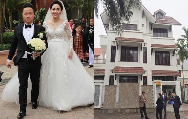 Ngắm biệt thự xa hoa ở khu nhà giàu của chồng Á hậu Ngô Trà My - ảnh 1
