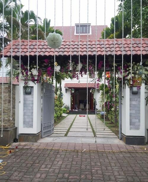 Ngắm biệt thự xa hoa ở khu nhà giàu của chồng Á hậu Ngô Trà My - ảnh 7