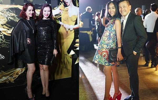 Ngô Thanh Vân sexy với váy tua rua, 'quậy tưng' tiệc sinh nhật - ảnh 5