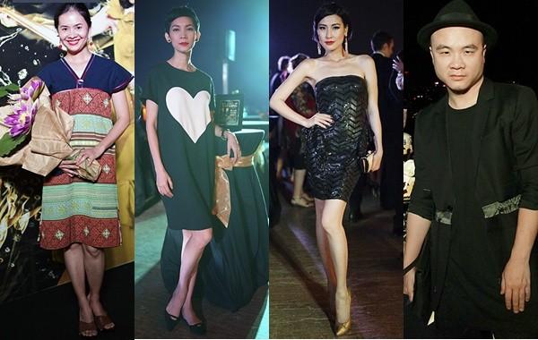 Ngô Thanh Vân sexy với váy tua rua, 'quậy tưng' tiệc sinh nhật - ảnh 6