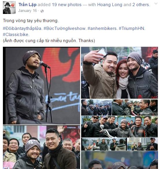 Nhìn lại nụ cười Trần Lập trong chặng đường 'chiến đấu' ung thư - ảnh 12