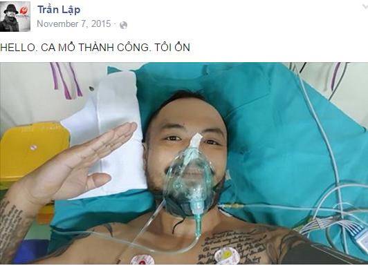 Nhìn lại nụ cười Trần Lập trong chặng đường 'chiến đấu' ung thư - ảnh 4