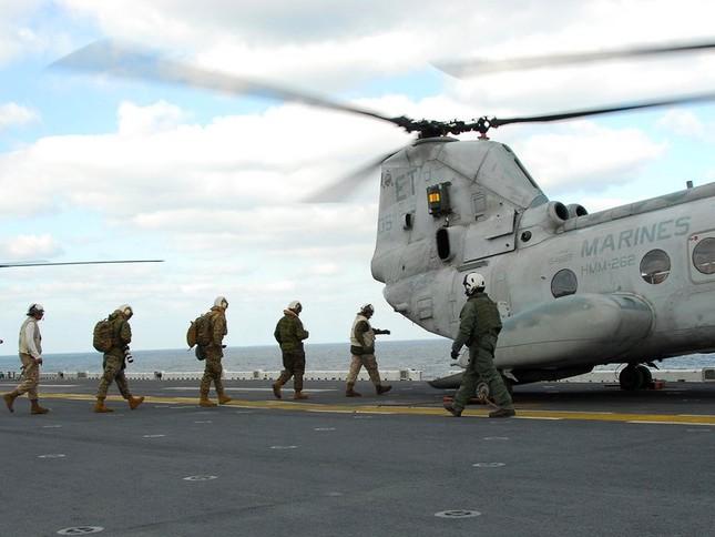 Quân đội Mỹ có kế hoạch mở kho hậu cần ở Việt Nam? - ảnh 1