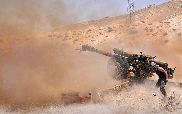 Tình hình Syria: Quân Assad sớm muộn sẽ giải phóng Palmyra  - ảnh 1