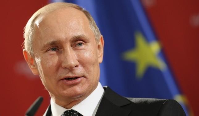 Tổng thống Putin đến Crimea - ảnh 1