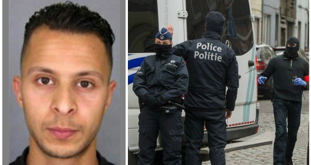 Cảnh sát Bỉ bắt sống kẻ tấn công khủng bố Paris [VIDEO] - ảnh 1