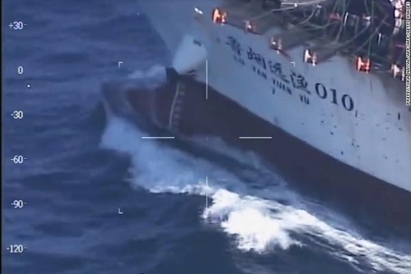 Argentina không muốn gay gắt trong vụ tàu cá với Trung Quốc - ảnh 1