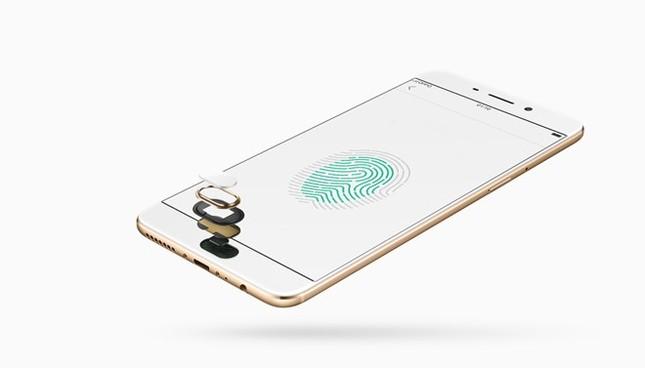 Oppo R9 đẹp rạng rỡ, không thua gì iPhone 6S, selfie tuyệt đỉnh - ảnh 3