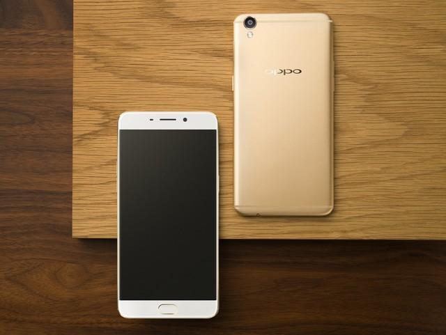 Oppo R9 đẹp rạng rỡ, không thua gì iPhone 6S, selfie tuyệt đỉnh - ảnh 1