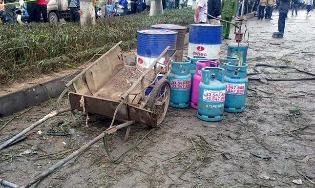 Vụ nổ kinh hoàng ở Văn Phú - Hà Đông do cưa bom? - ảnh 2